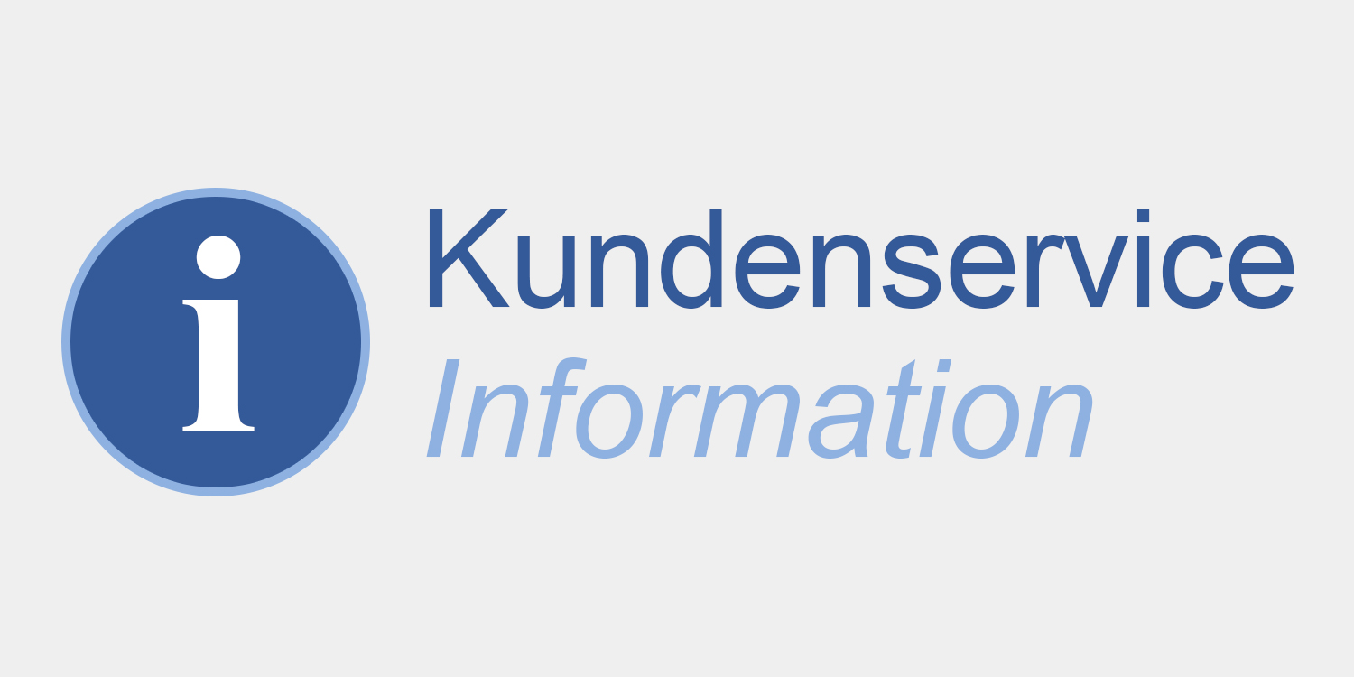 Weiterlesen: Kundeninformation